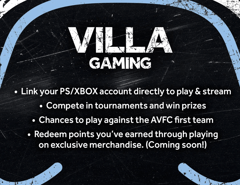 Villa Gaming Info