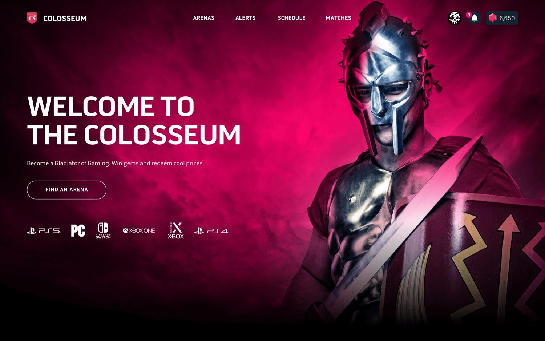 Rival Colosseum